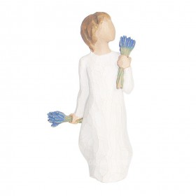 Figur Willow Tree Lavender Grace von Susan Lordi