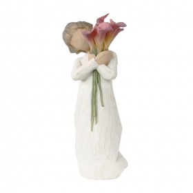 Willow Tree Figur Bloom Figur mit Blumen Susan Lordi